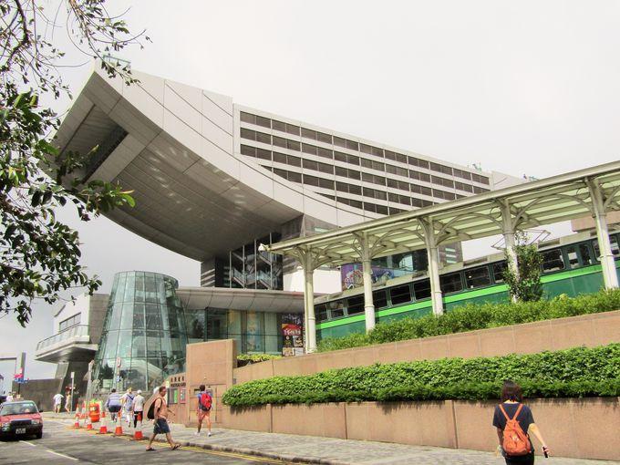 香港の人気観光スポット ビクトリアピーク!