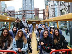 ループバスが乗り降り自由「大阪ワンダーループ」が楽しい!