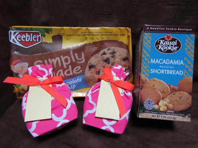 ハワイと言えばクッキーという声も!