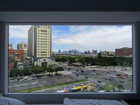 スタイリッシュな台北駅近ホテル「シチズンM ノースゲート」