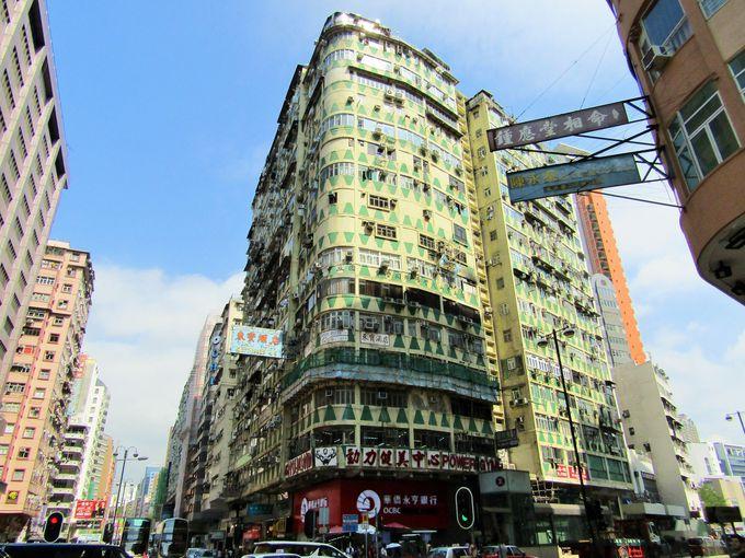 香港名物のモンスタービルに泊まってみたい