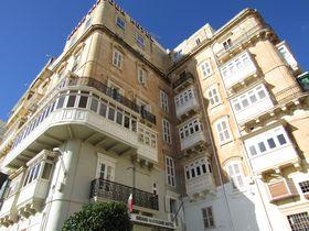 マルタ・ヴァレッタで泊まりたい「グランドハーバー ホテル」