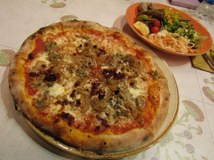 マルタで食べたいマルタ風ピッツア&パスタ