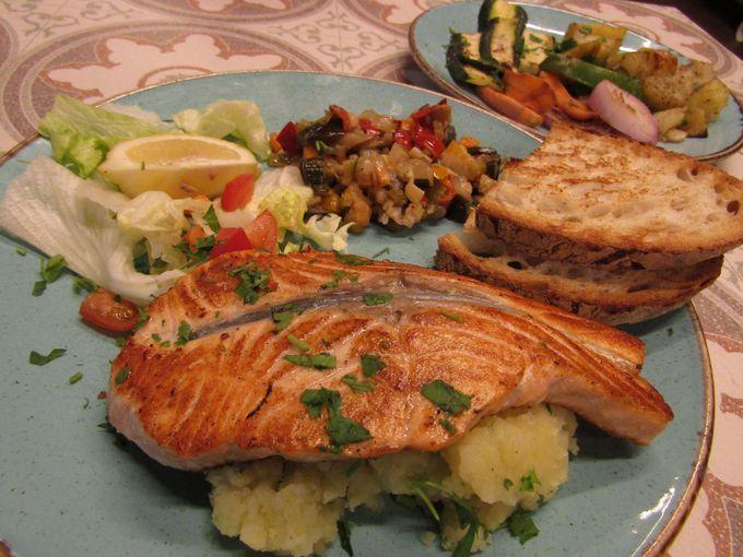 マルタで食べたい海の幸、山の幸