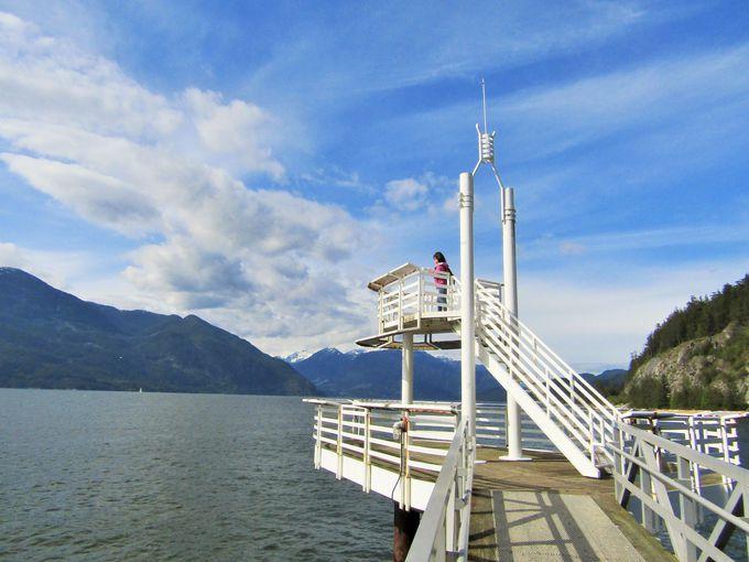 「シー トゥー スカイ ハイウェイ」で海や湖を楽しもう