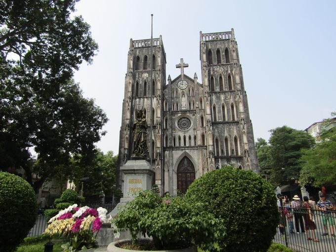 お寺や教会に興味があるのなら、ここでホップオフ!