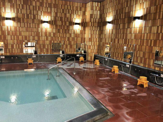 やすらぎと癒しの大浴場&露天風呂