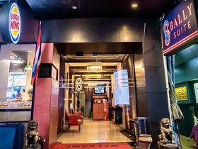 ナイトバーズに最適ホテル!バンコク「バリーズ シーロム」