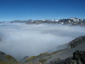 NZ、アーサーズ・パス国立公園で日帰りトレッキングに挑戦