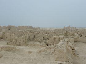 中国、ウイグルのオアシス都市「トルファン」を訪ねて