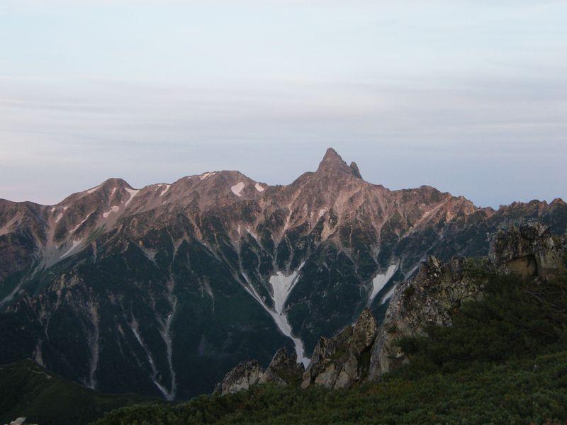 初心者向け北アルプス縦走コース、燕岳〜常念岳(百名山)へGO!
