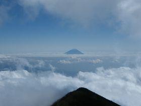 雲海と富士山のビュースポット、南八ヶ岳「編笠山・権現岳」へGO!