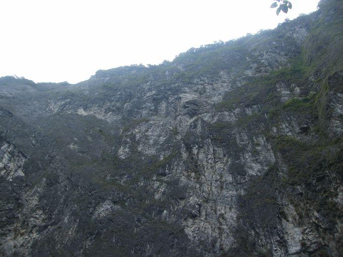 パワースポット「錐麓大断崖」。実は歩けます!?
