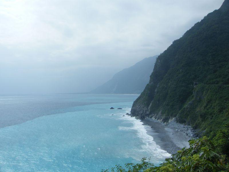 日本にない自然景観とスリル!台湾の清水断崖と太魯閣国家公園