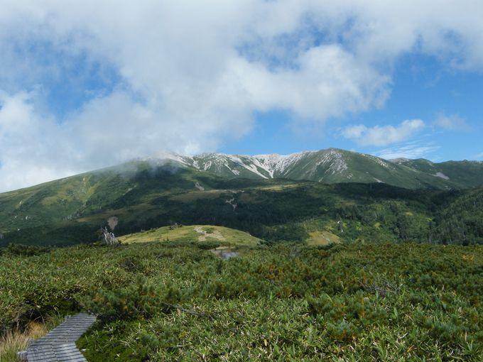 もっとも近い百名山は霊峰「薬師岳」