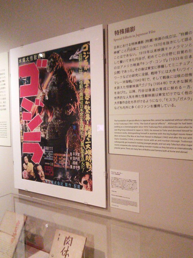 日本の映像文化にはアニメ、特撮は欠かせない!