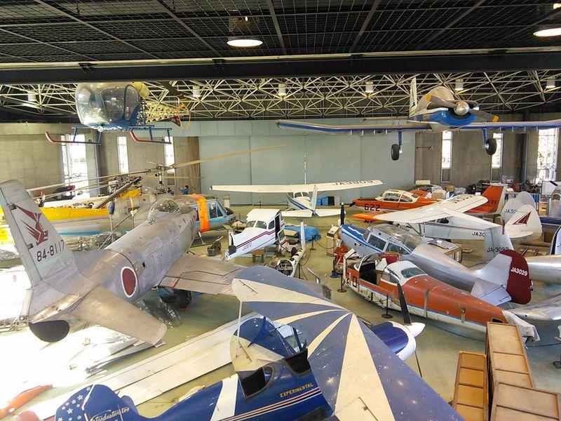 飛行機マニアも大満足!?南千住の「科学技術展示館」は隠れた名スポット