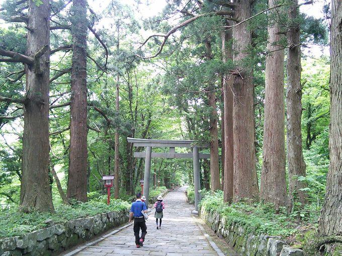 大山寺と大神山神社も必見!