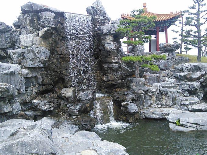 歴代皇帝に愛された皇家園林方式の本格庭園