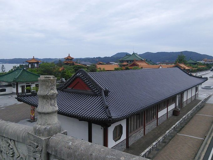 鳥取に中国庭園ができた理由!