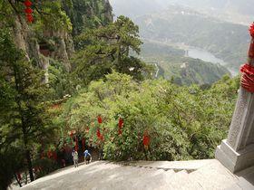 中国の道教の聖地「北岳恒山」で寺院めぐり&ハイキング