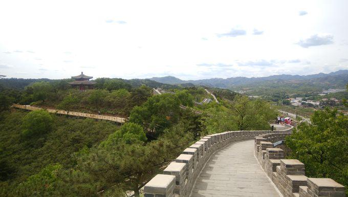 山景区は眺め最高!
