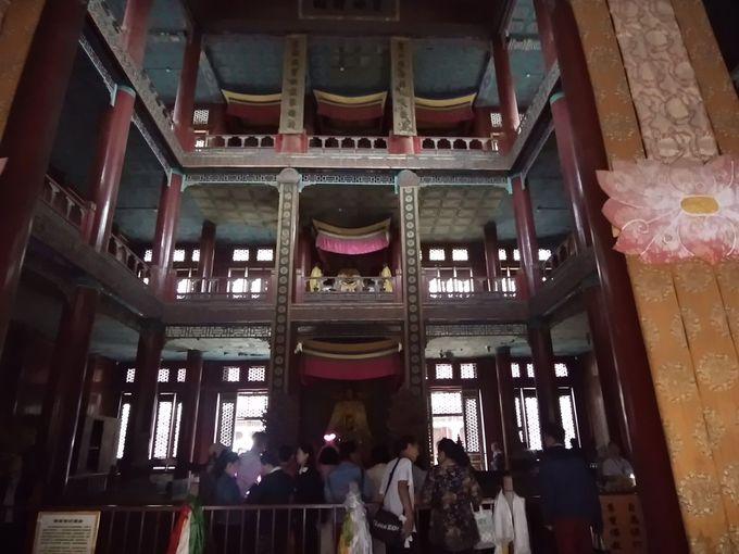 須弥福寿之廟はチベット&中国スタイル