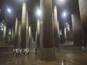 あの埼玉の地下神殿「首都圏外郭放水路」が毎日開放されてるぞ〜