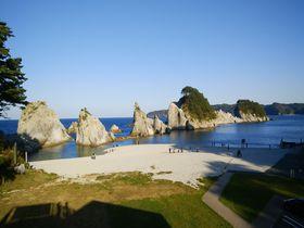 これ全部無料でいいの?岩手県「浄土ヶ浜」と周辺の名所を巡る!
