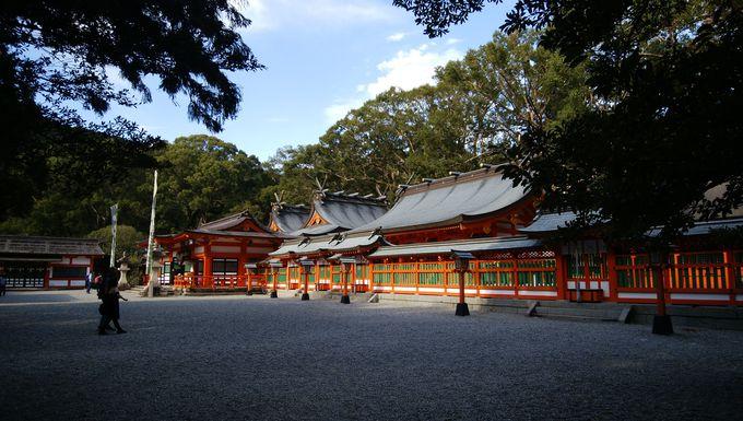 10時〜:熊野速玉大社は神倉神社とセットでどうぞ!