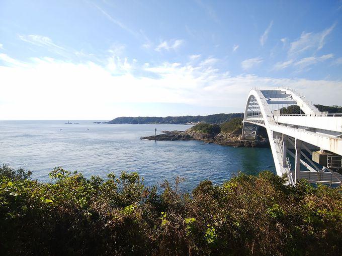 樫野崎灯台はジブリの世界