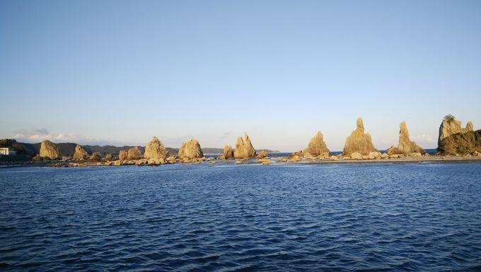 橋杭岩と海中公園も忘れずに