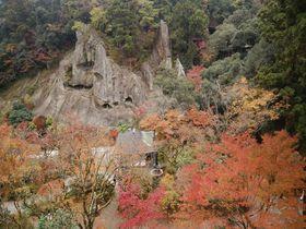 加賀の古刹「那谷寺」は名勝と重要文化財の宝庫!