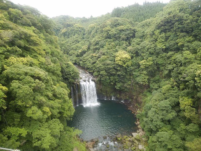 マイナスイオン全開!鹿児島県の大隅エリアで滝めぐり