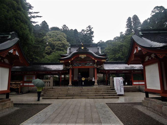 県の東側は自然の宝庫