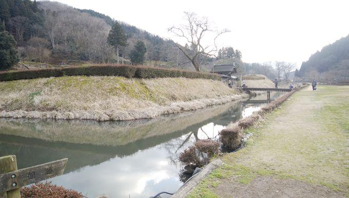 福井駅方面に向かうなら寄っておきたい一乗谷