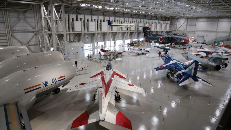 空から宇宙へ!岐阜かかみがはら航空宇宙博物館(空宙博)へGO!