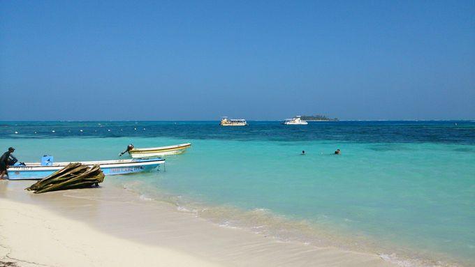 カリブの海賊も訪れていたサンアンドレス島