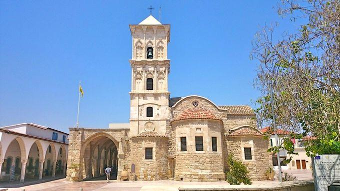 美しい聖ラザロ教会を見学