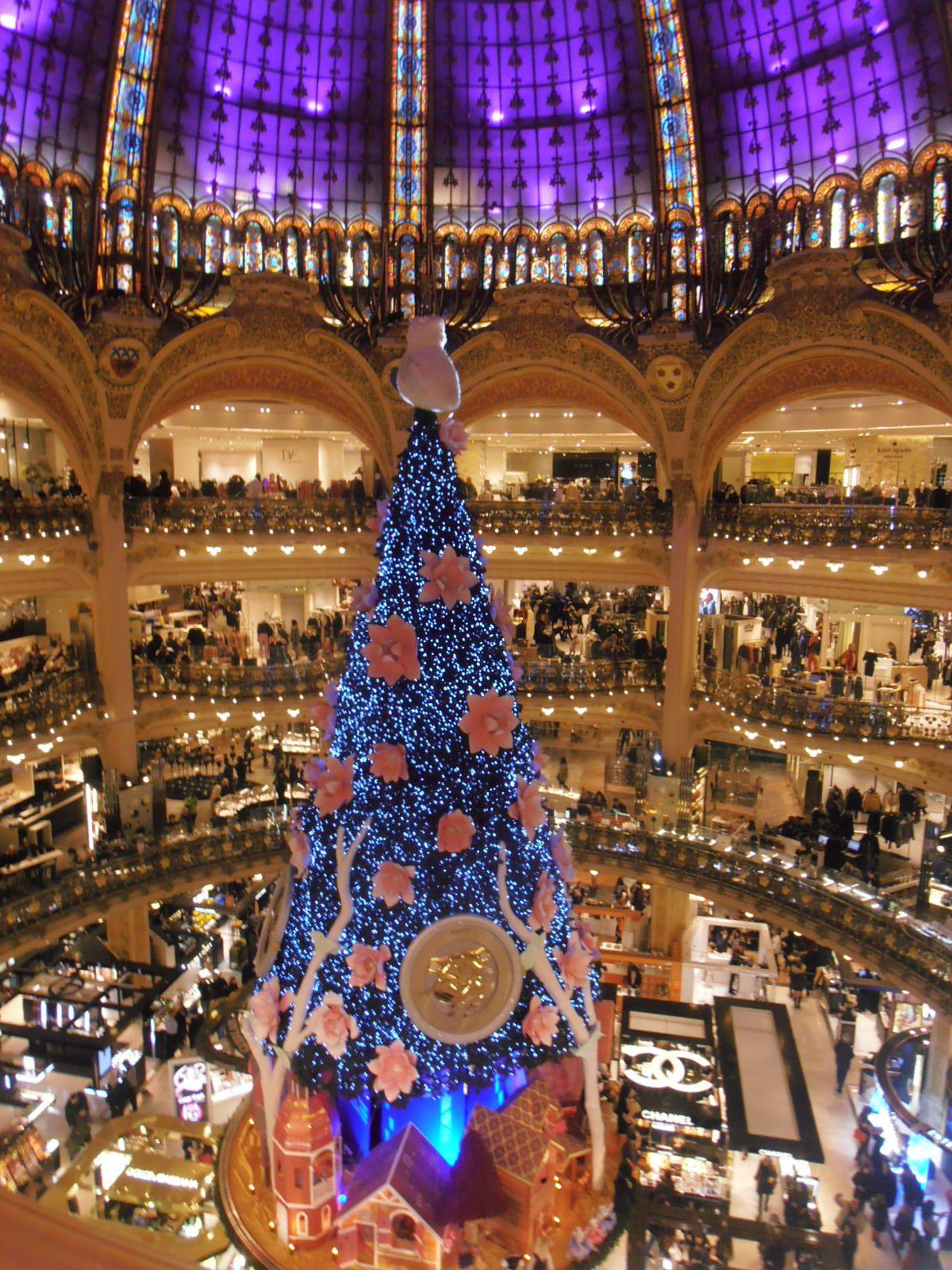 パリからストラスブール経由で2つのクリスマス市めぐり