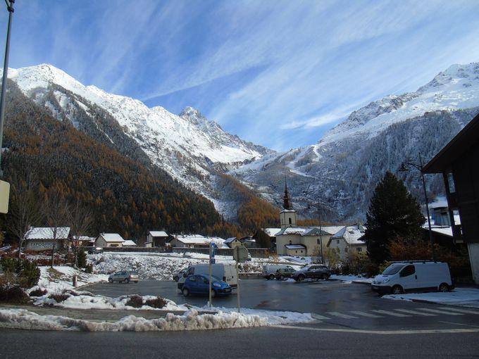 シャモニー界隈で一番人気のスキー場