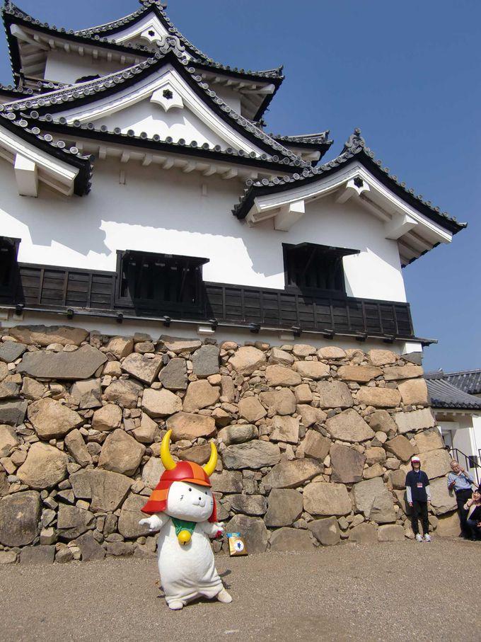 ひこにゃんもお待ちかね!国宝の天守が美しい「彦根城」