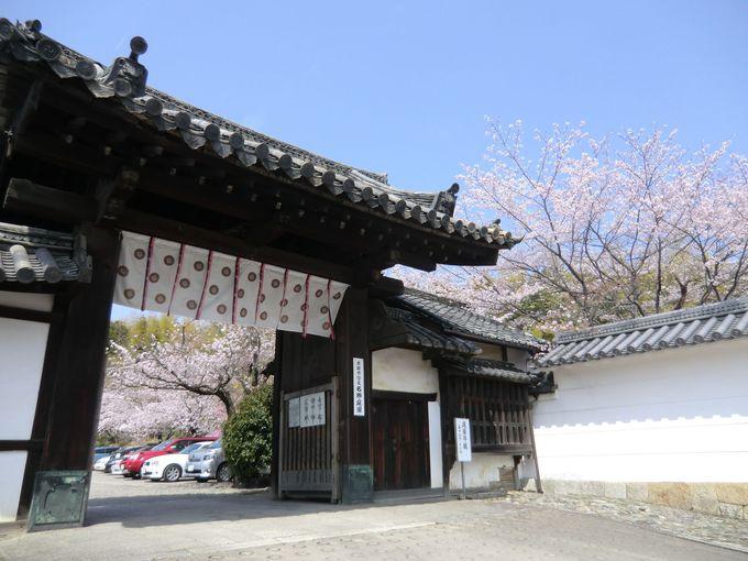 西暦900年に醍醐天皇が山荘を寺院として創建、千有余年の歴史ある門跡寺院