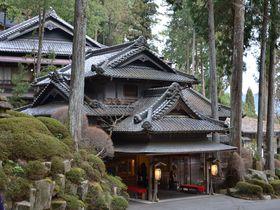 敷地5万坪!古格の宿、下呂温泉「湯之島館」で昭和を満喫