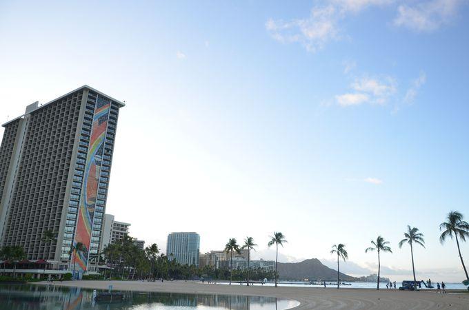 ダイヤモンドヘッドの絶景にハワイを実感!
