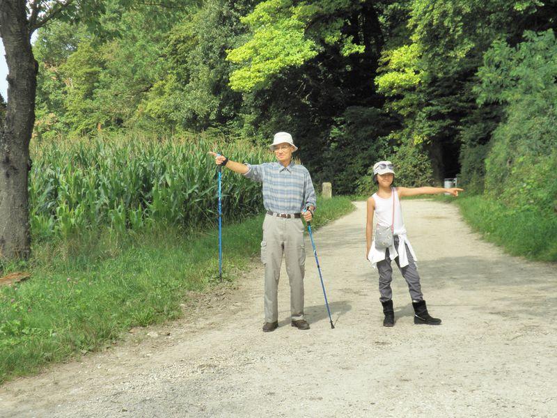 スイス・バーゼルの森を抜けてフランスへ! ウォーキングで国境を越えてみよう