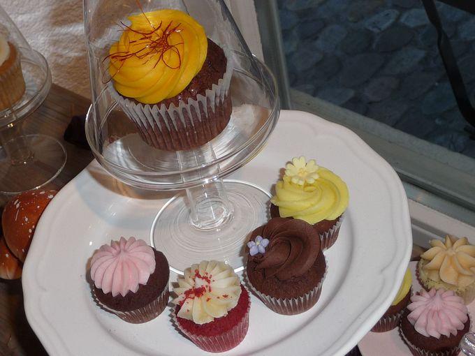 クリエイティブな、カップケーキたち・・・カップケーキ・アフェア