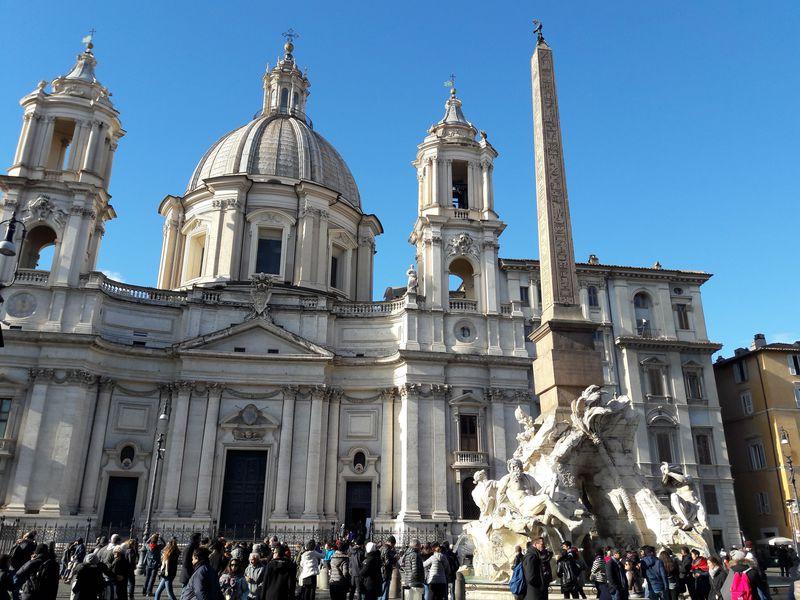 ローマは1日でこれだけ回れる!初心者におすすめの1日王道モデルコース