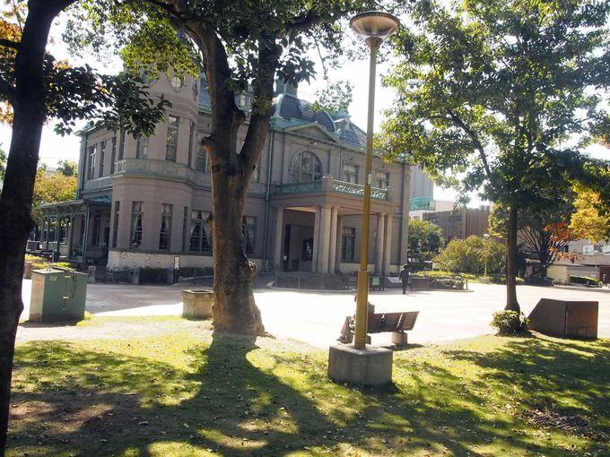 重要文化財・旧福岡県公会堂貴賓館