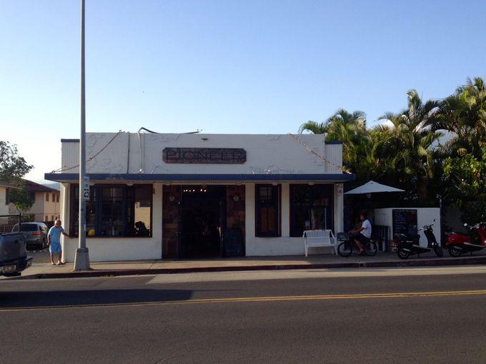 ハワイの味を提供するローカルにも愛されるプレートランチ店。